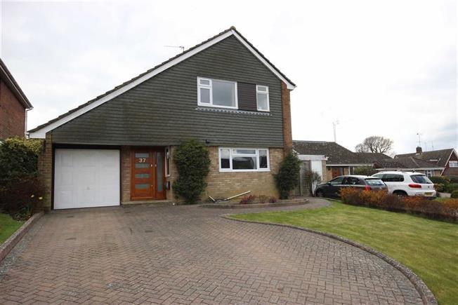 Guide Price £795,000, 3 Bedroom Detached House For Sale in Harpenden, AL5