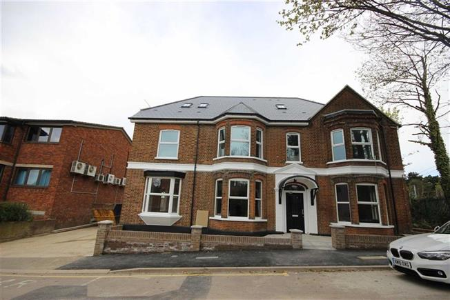 Guide Price £410,000, 2 Bedroom Apartment For Sale in Harpenden, Herts, AL5