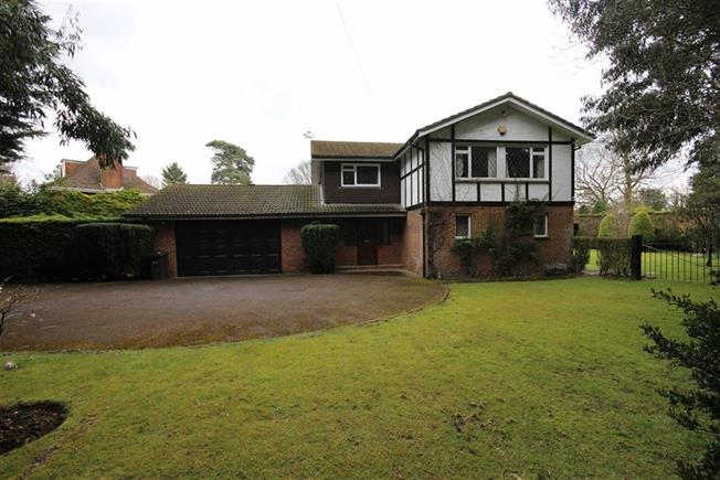 Guide Price £1,995,000, 4 Bedroom Detached House For Sale in Harpenden, AL5