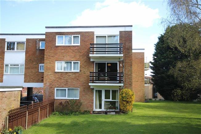Asking Price £280,000, 2 Bedroom Apartment For Sale in Harpenden, AL5