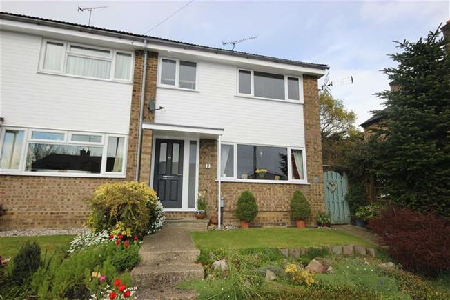 Asking Price £460,000, 3 Bedroom Terraced House For Sale in Harpenden, AL5