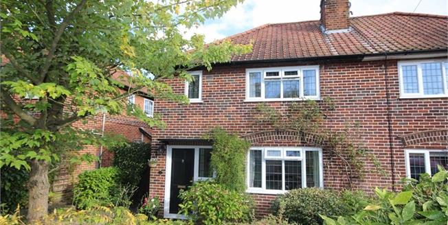 Asking Price £725,000, 3 Bedroom Semi Detached House For Sale in Harpenden, AL5