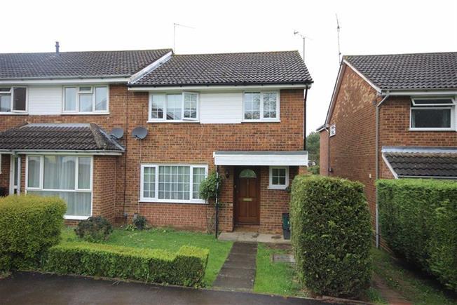 Asking Price £465,000, 3 Bedroom Terraced House For Sale in Harpenden, AL5