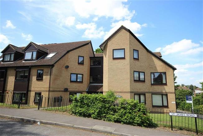 Asking Price £235,000, 1 Bedroom Apartment For Sale in Harpenden, AL5