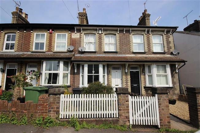 Guide Price £450,000, 2 Bedroom For Sale in Harpenden, AL5