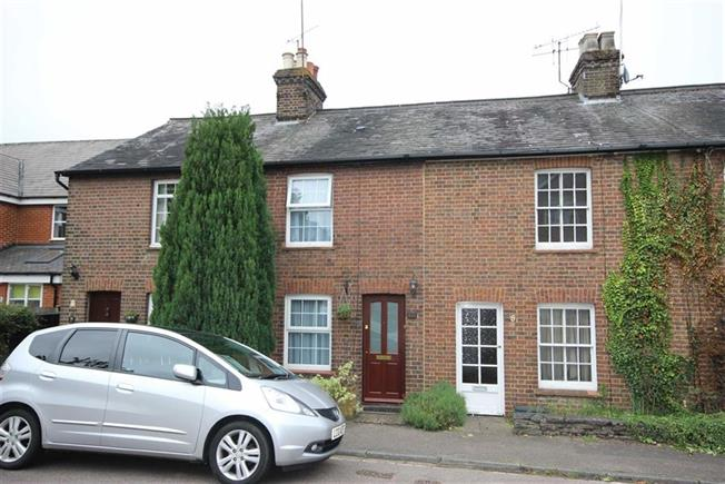 Asking Price £460,000, 2 Bedroom Terraced House For Sale in Harpenden, AL5