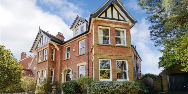 Asking Price £2,500,000, 7 Bedroom Detached House For Sale in Harpenden, AL5