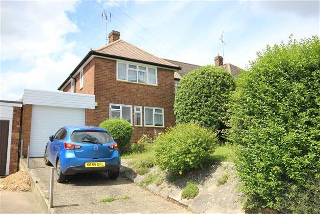 Asking Price £560,000, 3 Bedroom Detached House For Sale in Harpenden, AL5