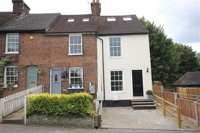 Guide Price £475,000, 3 Bedroom For Sale in Harpenden, Hertfordshire, AL5