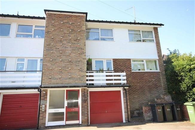 Asking Price £315,000, 2 Bedroom Apartment For Sale in Harpenden, Hertfordshire, AL5
