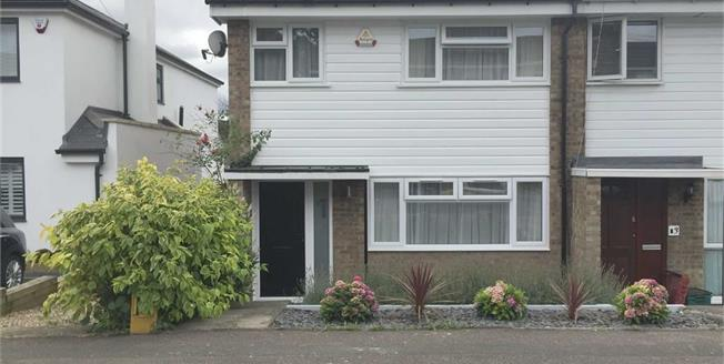 Guide Price £475,000, 3 Bedroom Terraced House For Sale in Harpenden, AL5