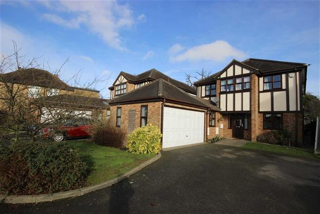 Guide Price £1,100,000, 4 Bedroom Detached House For Sale in Harpenden, AL5