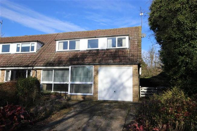 Asking Price £550,000, 2 Bedroom Semi Detached House For Sale in Harpenden, AL5