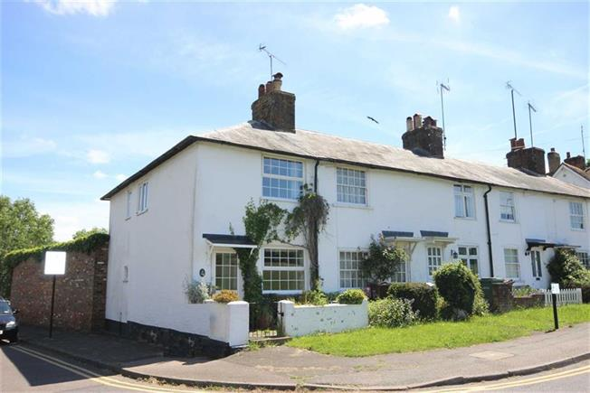 Asking Price £449,999, 2 Bedroom Terraced House For Sale in Harpenden, AL5
