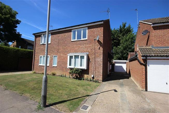 Asking Price £425,000, 2 Bedroom Semi Detached House For Sale in Harpenden, AL5