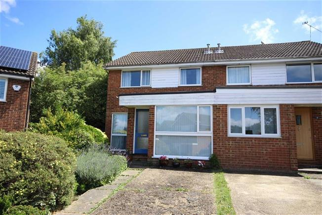 Asking Price £495,000, 3 Bedroom Semi Detached House For Sale in Harpenden, AL5