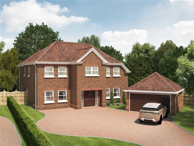Guide Price £2,425,000, 5 Bedroom Detached House For Sale in Harpenden, AL5