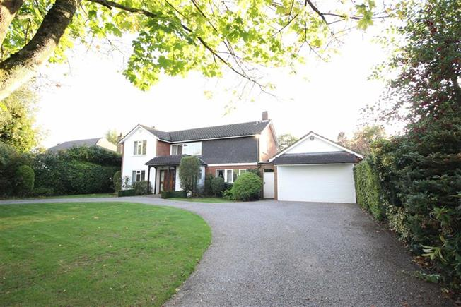 Guide Price £1,450,000, 4 Bedroom Detached House For Sale in Harpenden, AL5