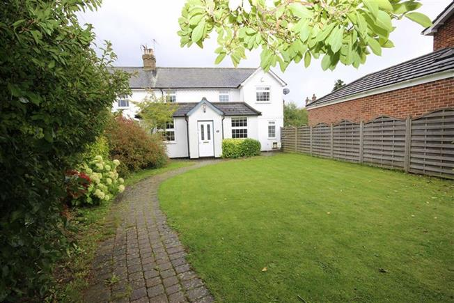 Guide Price £770,000, 3 Bedroom Semi Detached House For Sale in Harpenden, AL5