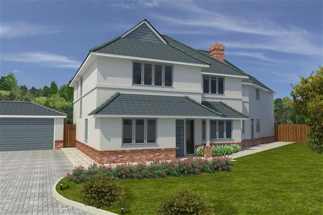 Asking Price £1,850,000, 5 Bedroom Detached House For Sale in Harpenden, AL5