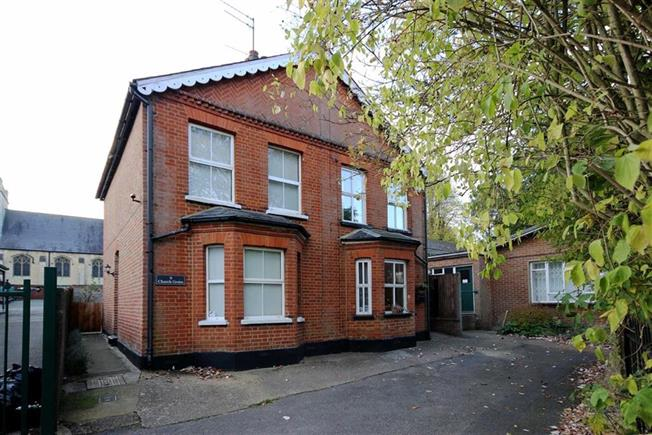 Asking Price £675,000, 2 Bedroom Semi Detached House For Sale in Harpenden, AL5