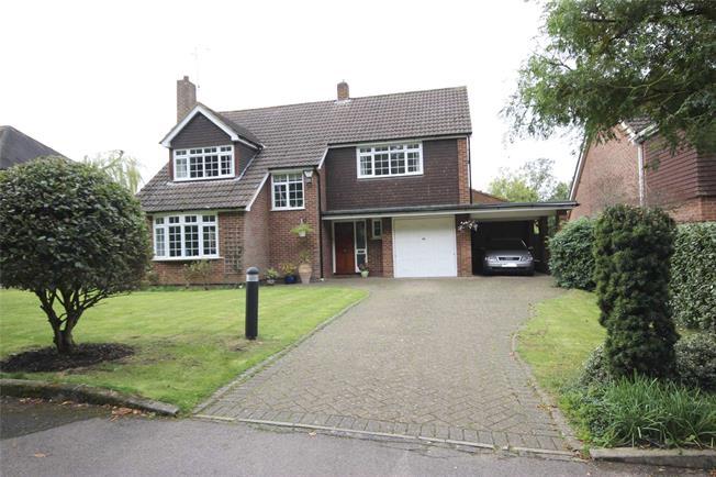 Asking Price £1,250,000, 4 Bedroom Detached House For Sale in Harpenden, AL5