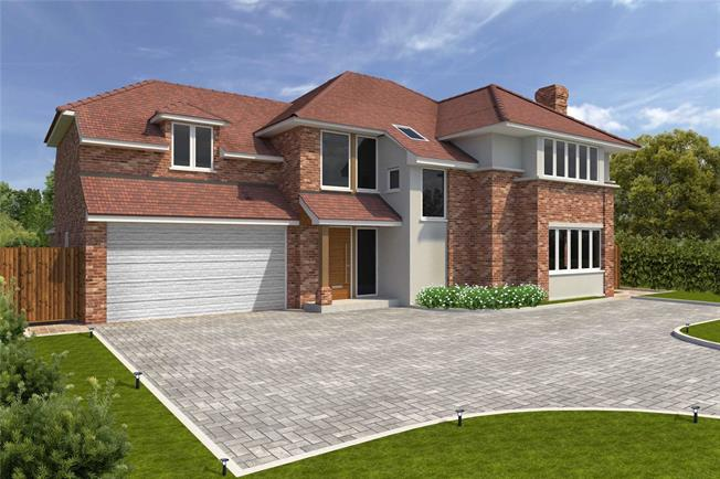 6 bedroom detached house for sale in harpenden for New build 5 bedroom house