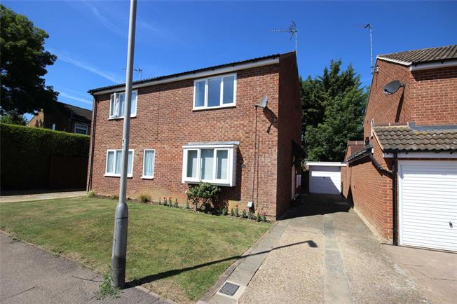 Asking Price £425,000, 2 Bedroom Semi Detached House For Sale in Harpenden, AL5