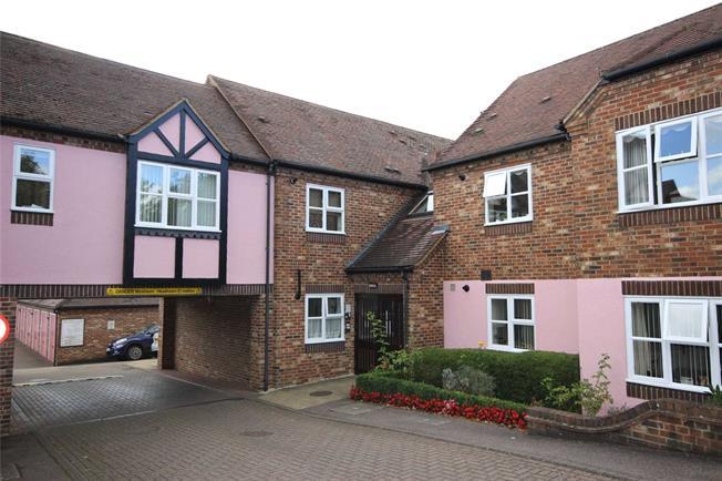Asking Price £325,000, 1 Bedroom Flat For Sale in Harpenden, AL5