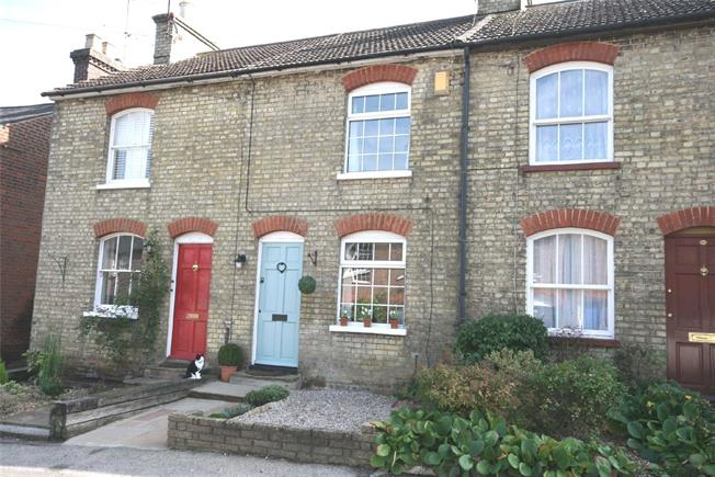 Guide Price £450,000, 2 Bedroom Terraced House For Sale in Harpenden, AL5