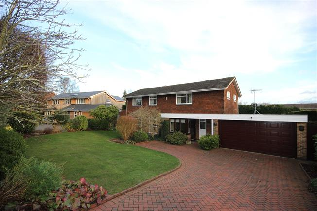 Asking Price £1,275,000, 4 Bedroom Detached House For Sale in Hertfordshire, AL5