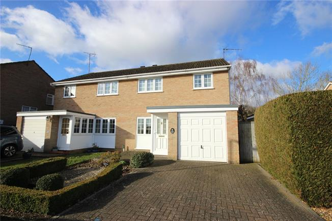 Asking Price £615,000, Semi Detached House For Sale in Harpenden, AL5
