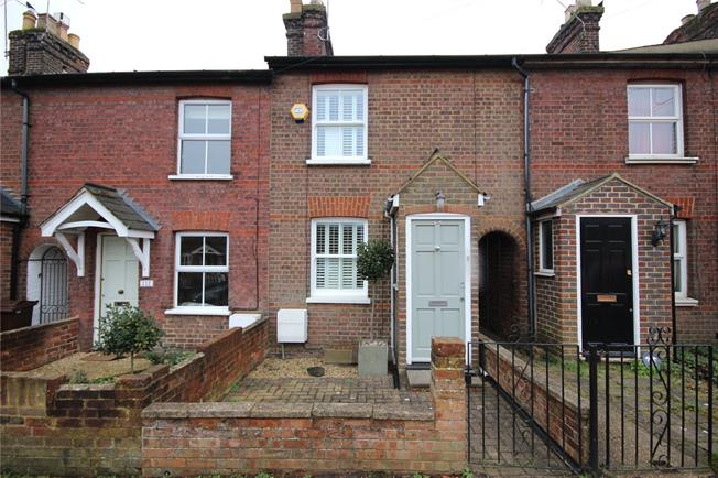 Guide Price £515,000, 2 Bedroom Terraced House For Sale in Harpenden, AL5