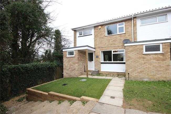 Guide Price £525,000, 3 Bedroom End of Terrace House For Sale in Harpenden, AL5