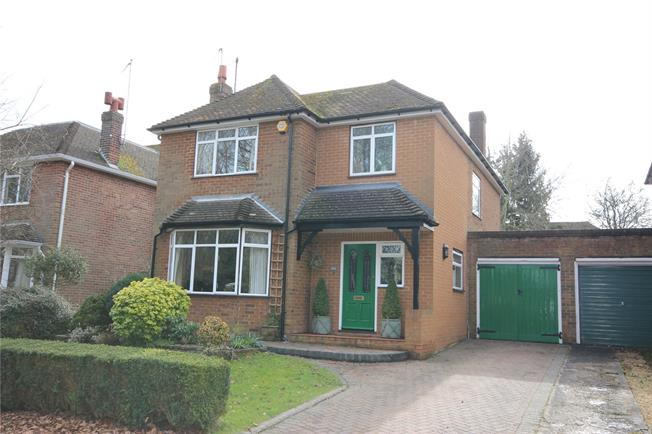 Asking Price £925,000, 4 Bedroom Detached House For Sale in Harpenden, AL5