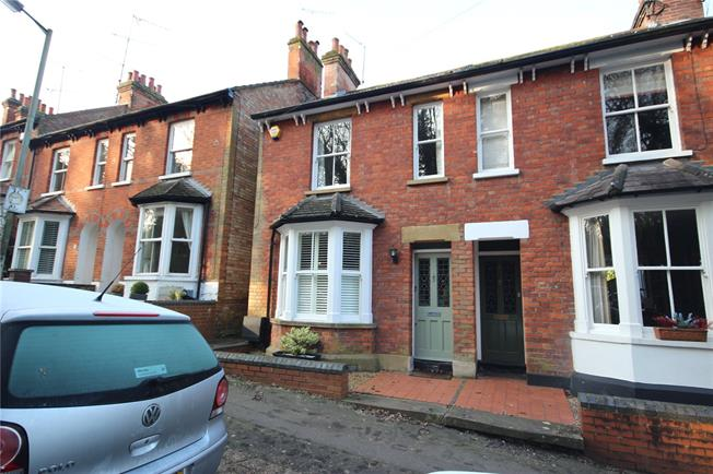 Asking Price £585,000, 2 Bedroom Terraced House For Sale in Harpenden, AL5