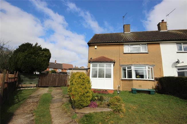 Guide Price £475,000, 3 Bedroom Semi Detached House For Sale in Harpenden, AL5