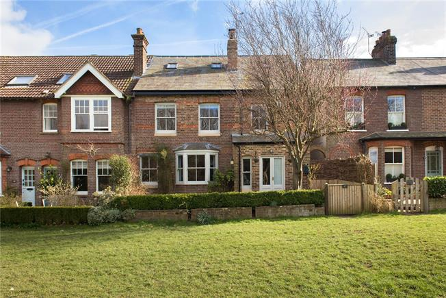 Asking Price £1,350,000, 5 Bedroom End of Terrace House For Sale in Hertfordshire, AL5