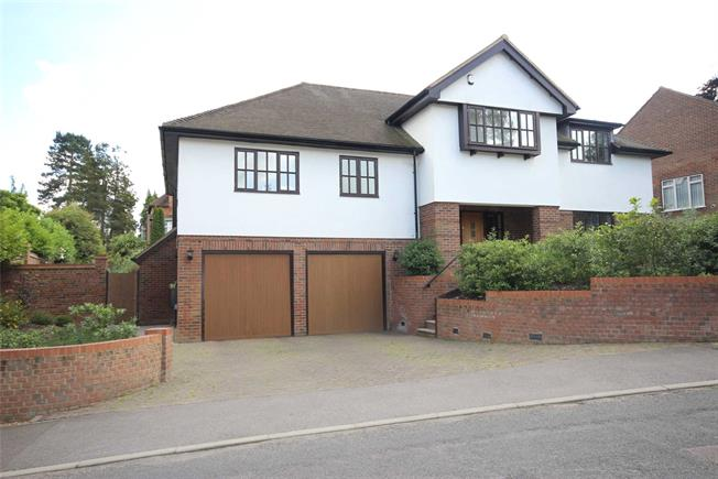 Offers in excess of £2,000,000, 5 Bedroom Detached House For Sale in Harpenden, Herts, AL5