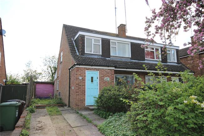 Guide Price £499,995, 3 Bedroom Semi Detached House For Sale in Hertfordshire, AL5