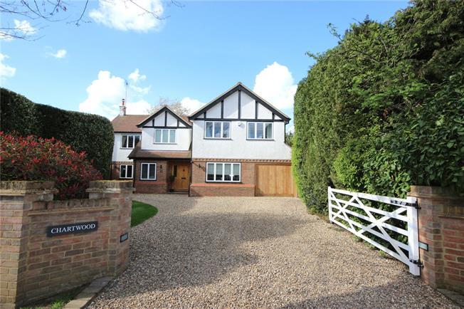 Asking Price £1,600,000, 5 Bedroom Detached House For Sale in Hertfordshire, AL4
