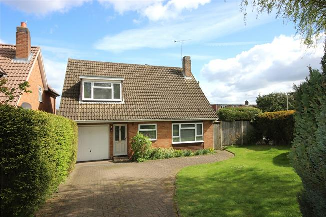 Asking Price £695,000, 2 Bedroom Detached House For Sale in Harpenden, AL5