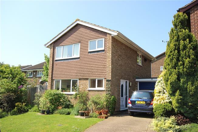 Asking Price £499,995, 3 Bedroom Detached House For Sale in Harpenden, AL5