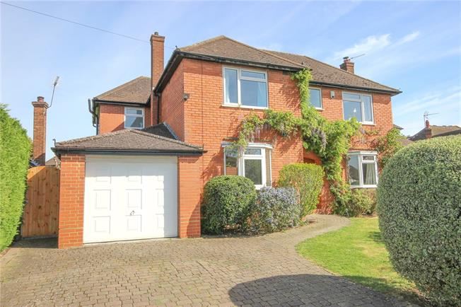 Guide Price £1,200,000, 4 Bedroom Detached House For Sale in Harpenden, AL5