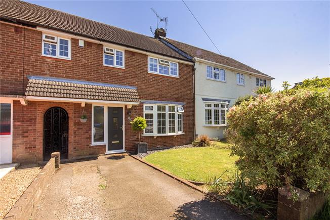 Asking Price £695,000, 4 Bedroom Terraced House For Sale in Harpenden, AL5