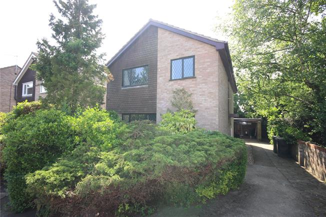 Guide Price £695,000, 4 Bedroom Detached House For Sale in Harpenden, AL5