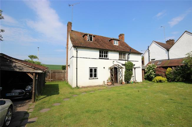 Asking Price £750,000, 5 Bedroom Detached House For Sale in Harpenden, AL5