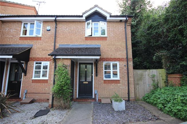 Asking Price £415,000, 2 Bedroom End of Terrace House For Sale in Harpenden, Herts, AL5