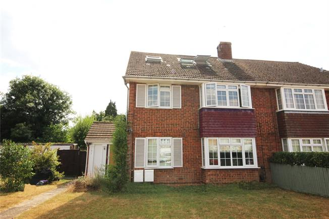 Offers in excess of £500,000, 3 Bedroom Flat For Sale in Harpenden, AL5