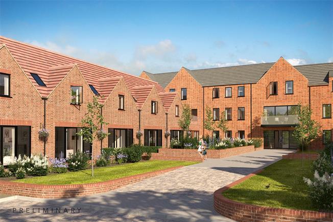 Asking Price £995,000, 2 Bedroom Flat For Sale in Hertfordshire, AL5